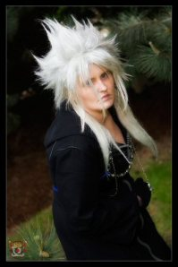 The Toriachan as Xemnas from Kingdom Hearts