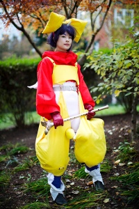 Chou-Wa as Eiko from Final Fantasy IX, photo by Anna Fischer