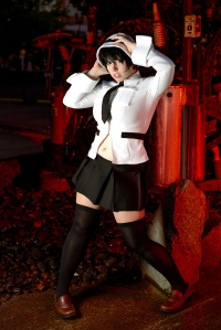Nukka as Filia from Skullgirls, photo by Tom Good