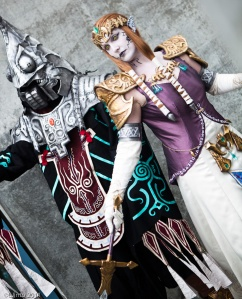 Seifer-sama as Puppet Zelda, creator of Zant costume from The Legend of Zelda: Twilight Princess, photo by LJinto