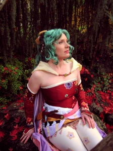 Seifer-sama as Terra from Final Fantasy VI/Dissidia